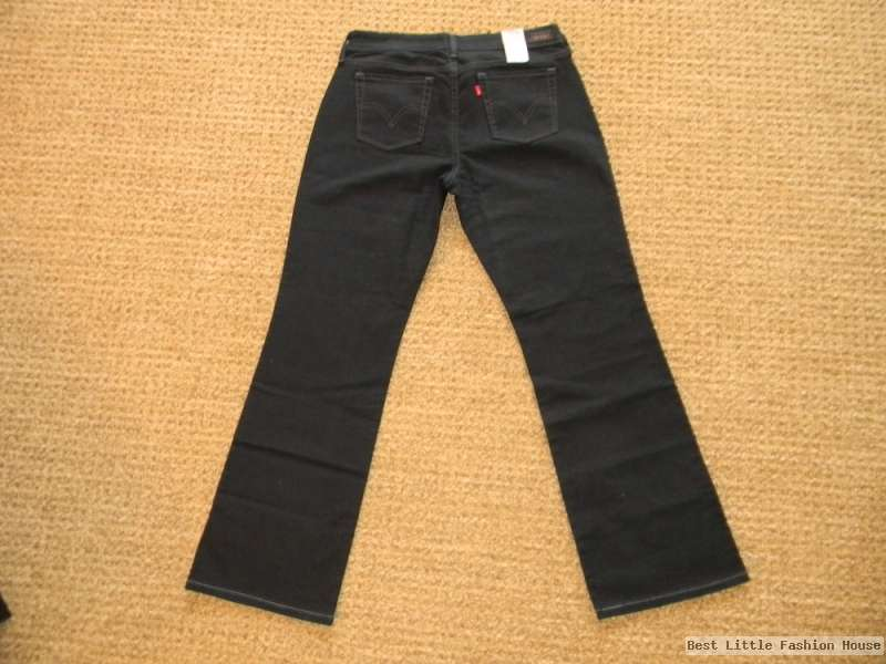 original levi 39 s 545 jeans damen boot cut gr e 33 34 32. Black Bedroom Furniture Sets. Home Design Ideas