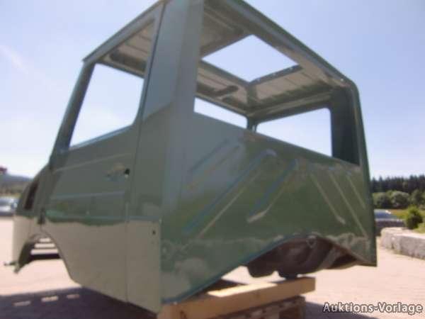 fahrerhaus kabine f r unimog 424 437 u1000 u1500 u1600. Black Bedroom Furniture Sets. Home Design Ideas