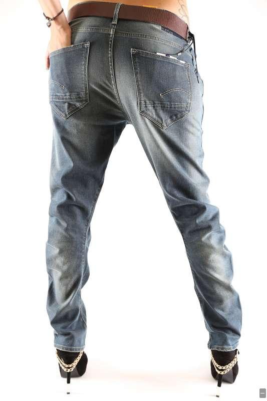 details about new g star arc 3d tapered wmn damen jeans hose w l 30 31. Black Bedroom Furniture Sets. Home Design Ideas