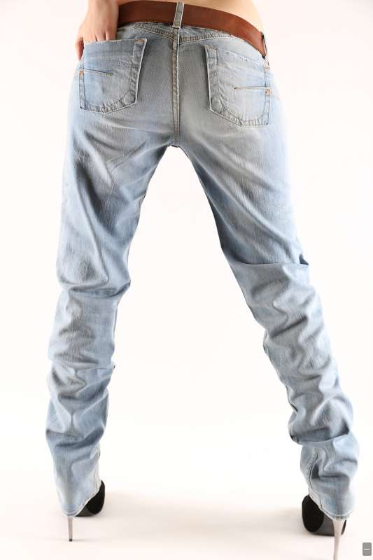 new herrlicher tight damen jeans hose stretch w 29 l 32 34. Black Bedroom Furniture Sets. Home Design Ideas