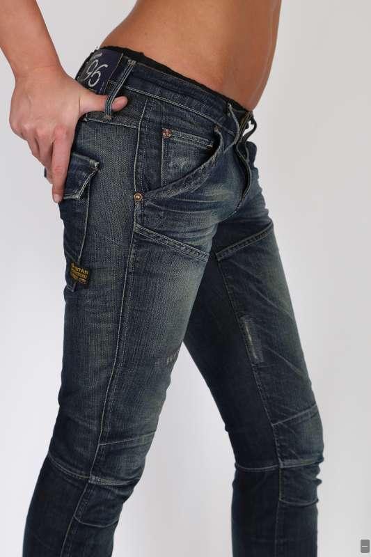 new g star raw elwood 96 5620 tapered damen jeans hose r hre w 27 30. Black Bedroom Furniture Sets. Home Design Ideas